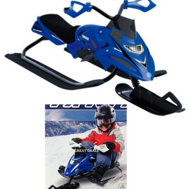 Snow Sliders Yamaha Snow Bike Sled
