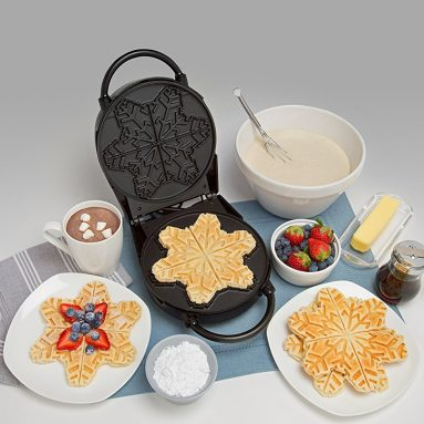 Snowflake Waffle Maker