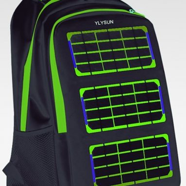 Solar Energy Laptop Backpacks for Outdoor Sports Backpack