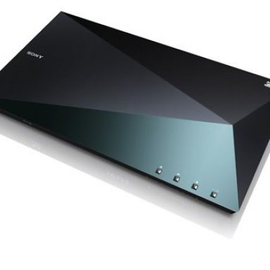Sony 3D Blu-ray Disc Player with Wi-Fi