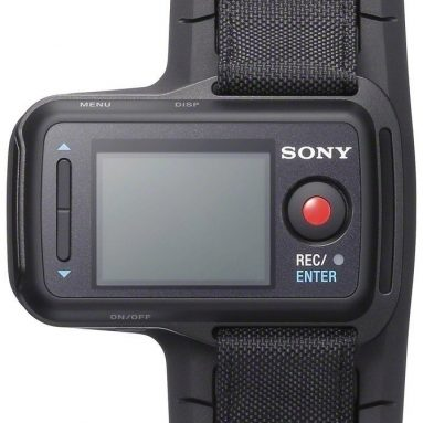 Sony WiFi Remote for AS30V Action Cam