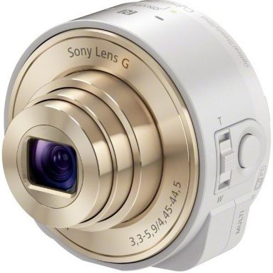 Sony Smartphone Attachable 4.45-44.5mm Lens-Style Camera