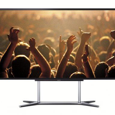Sony 84-Inch 4K Ultra HD 3D Internet LED UHDTV