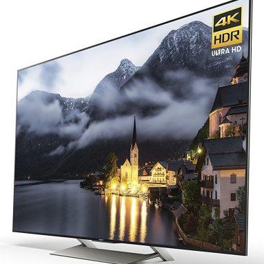 Sony 75-Inch 4K Ultra HD Smart LED TV