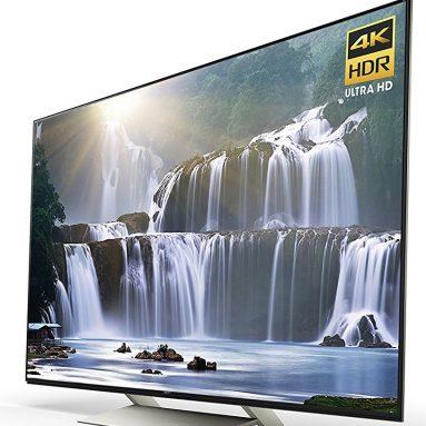 Sony 4K Ultra HD Smart LED TV