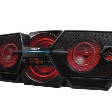 Sony Bluetooth Wireless Boombox Speaker System