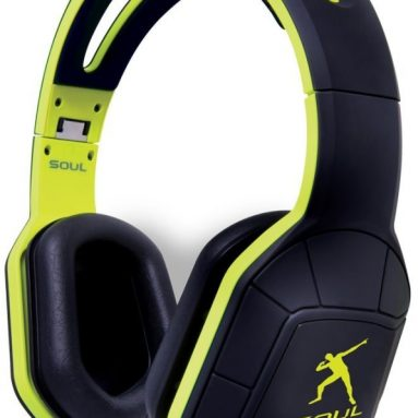 Soul Combat+ Ultra Active Performance Over-Ear Headphones