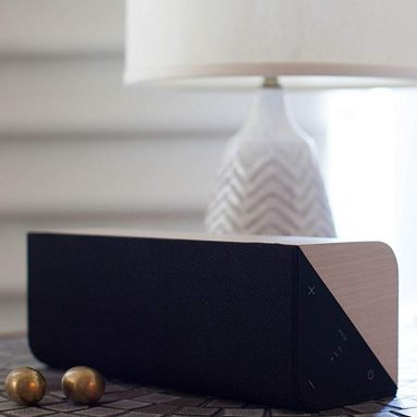 Sound V3USP Portable Wireless speaker with AirPlay