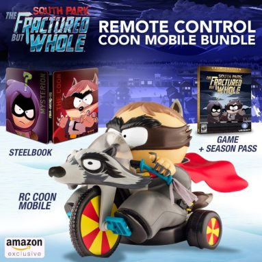 South Park: The Fractured but Whole Remote Control Coon Mobile Bundle – Xbox One