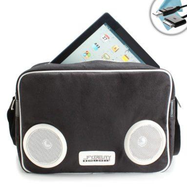 Speaker Messenger Bag