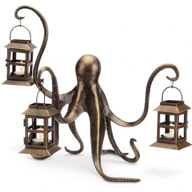Spi Home Octopus Lantern