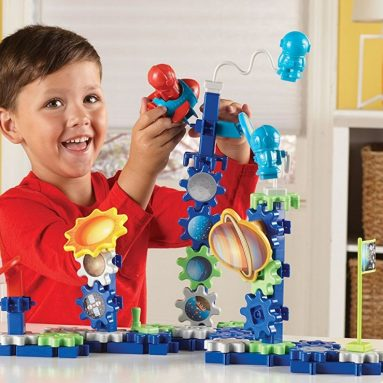 Spinning Space Gears Building Kit