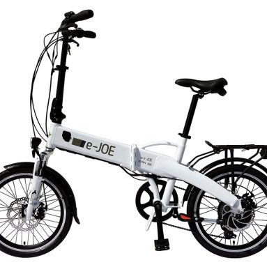 Sport Edition Electric Folding Bike 500W 48V