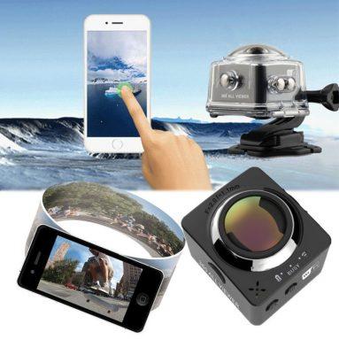 OVTECH Sports Waterproof Ultra HD 4K Mini Wifi DV Action Camera