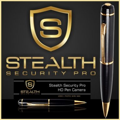 Spy Pen Camera HD Cam – Premium Quality Hidden DVR Camcorder