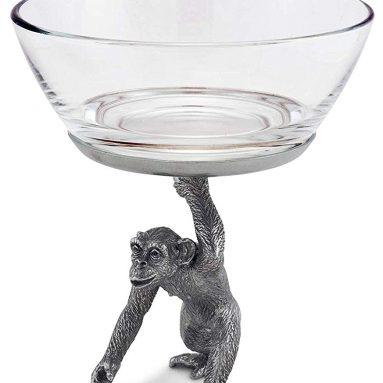 Standing Monkey Dip Bowl