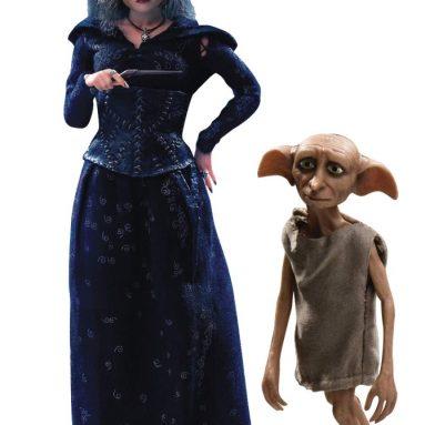 Bellatrix Lestrange with Dobby 1: 8 Scale Collectible Figure