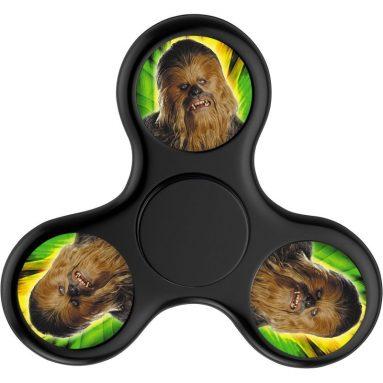 Star Wars Chewbacca Tri Fidget Hand Spinner
