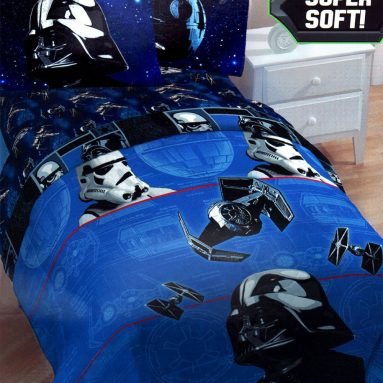 Star Wars Darth Vader 5pc Full-Double Bedding Set