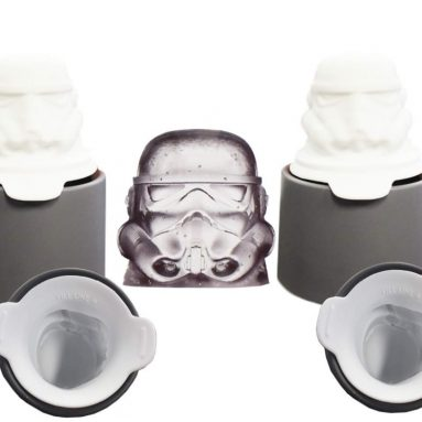 Star Wars Large Ice Cube Molds for Cocktails or Fun Beverages