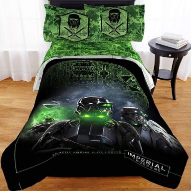 Star Wars Rogue One Comforter Twin