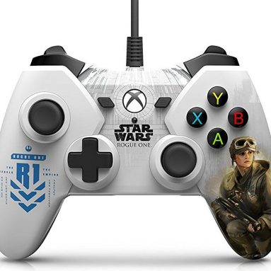 Star Wars Rogue One Wired Controller for Xbox One – Rebel Alliance