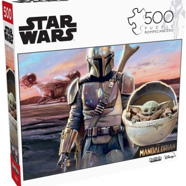Star Wars – The Mandalorian – This is The Way – 500 Piece Jigsaw Puzzle