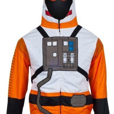 Star Wars – X-Wing Flight Suit Costume Hoodie