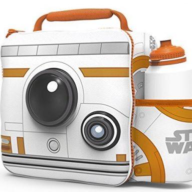 Starwars Kids Children 3D Lunch Box Bag