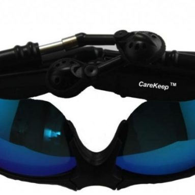 Stero Bluetooth Sunglass Handsfree Headset Music Player