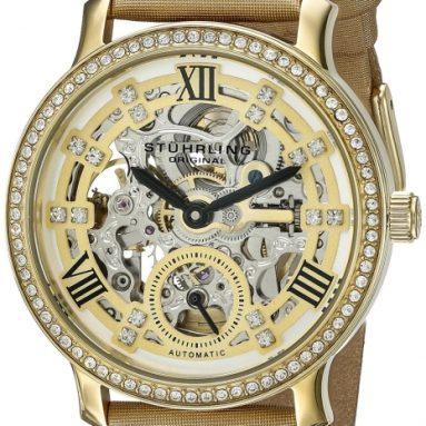 Stuhrling Original Women's Wind Beige Watch
