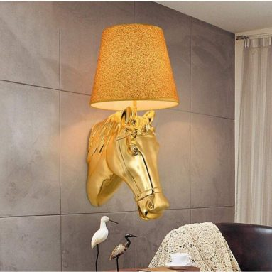 Style Simple Creative Wall Lamp Modern Bedside