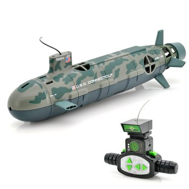 "RC Submarine ""SeaWolf"""