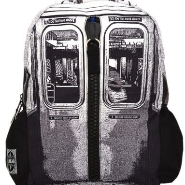 Subway Doors Backpack