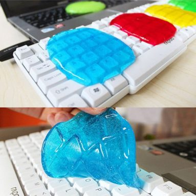 Super Clean Keyboard Cyber Dust Cleaning Compound Slimy Gel High
