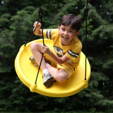 Super Spinner FUN Child Swing