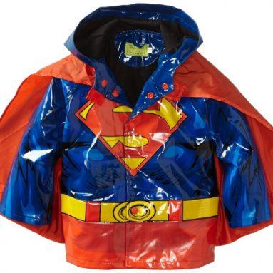 Superman Forever Rain Coat