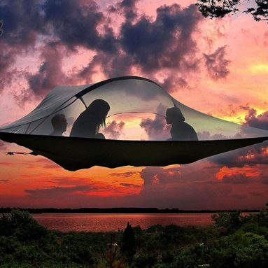 Suspended Camping Tree House Tent