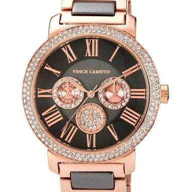 Swarovski Crystal Multi-Function Bracelet Watch