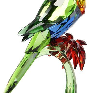 Swarovski Rainbow Lorikeet Figurine