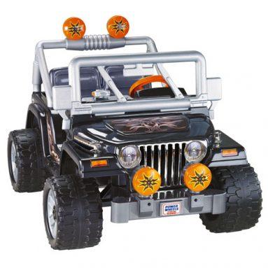 Tough Talking Jeep® Wrangler