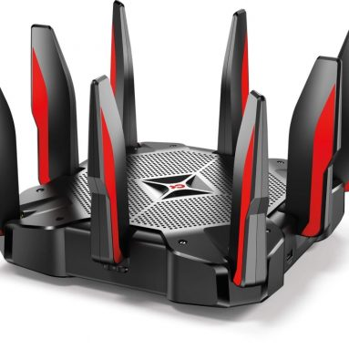 45% discount: TP-Link AC5400 Tri Band Gaming Router