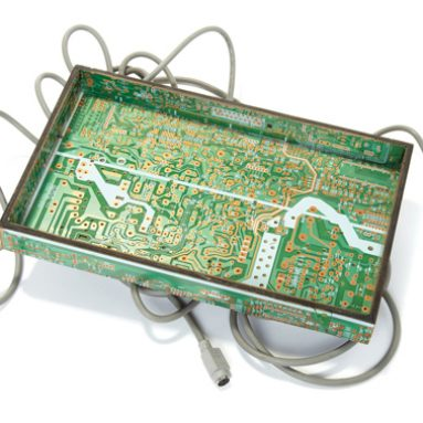 MOTHERBOARD DECORATIVE TRAY