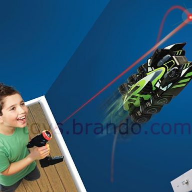 Zero Gravity Laser Rechargeable RC Wall Climber