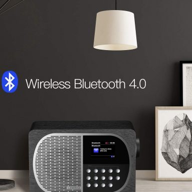 Table Smart Radio with Wi-Fi, Internet Radio, Spotify