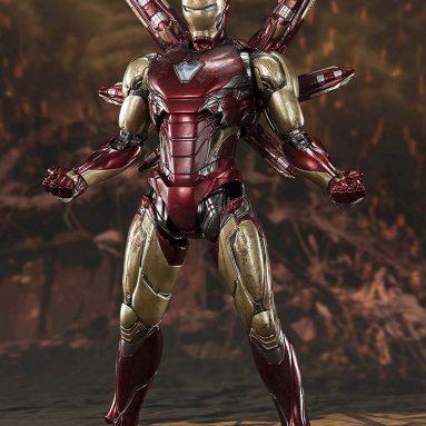 Tamashii Nations S.H. Figuarts Iron Man Mk. 85 -Final Battle Ver.- Avengers: Endgame
