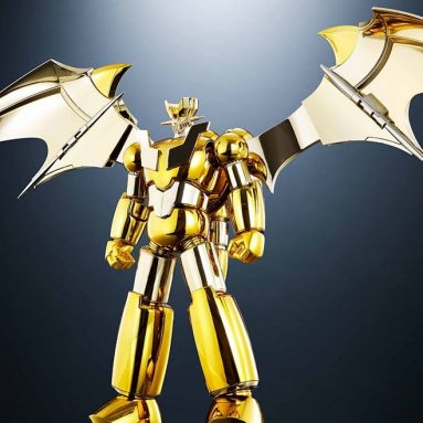 Tamashii Nations Super Robot Chogokin Die-Cast Action Figure