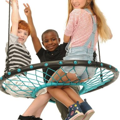 Tarzan Tire 40″ Spider Web Swing
