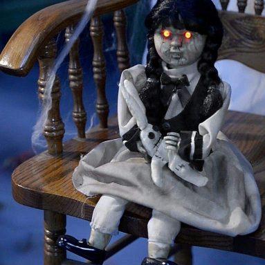 Tekky Toys Animated Tear Apart Tina