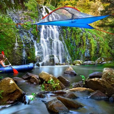 Tentsile Flite Plus – Suspended Camping Tree House Tent